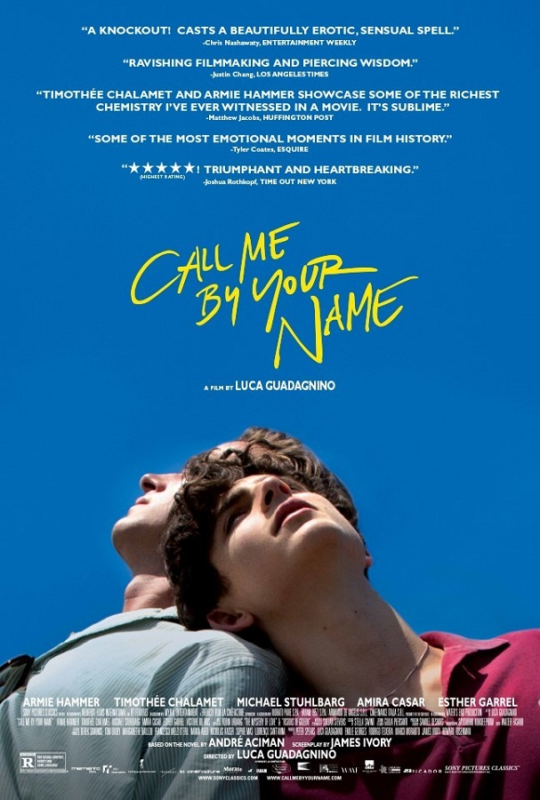 Love and Romance - Call Me by Your Name