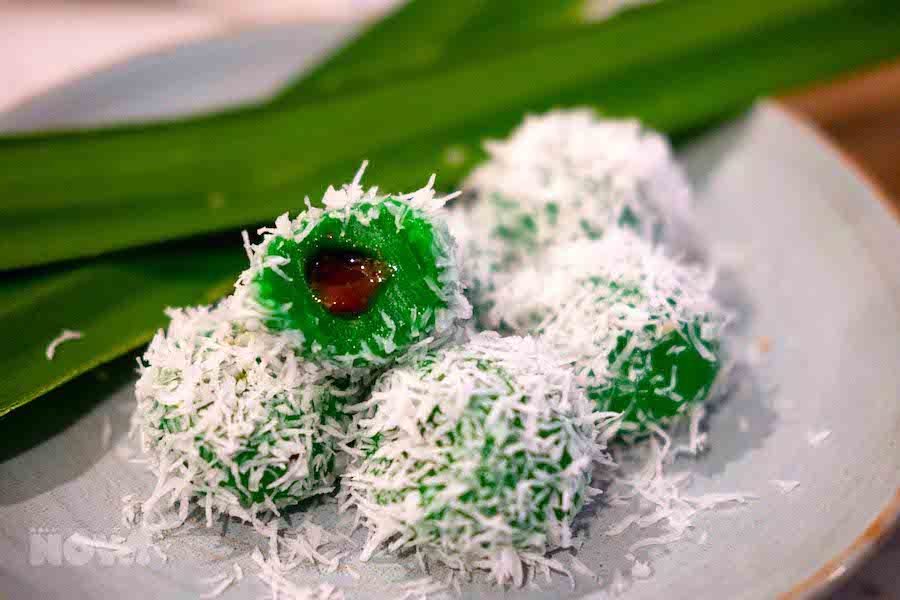 Recipe for Klepon