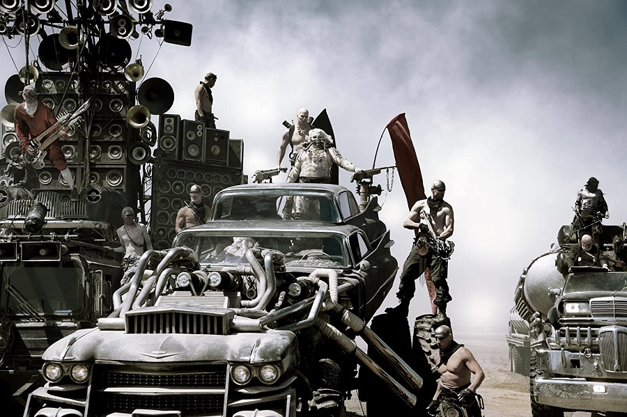 Post-Apocalyptic Movies - Mad Max Fury Road 2