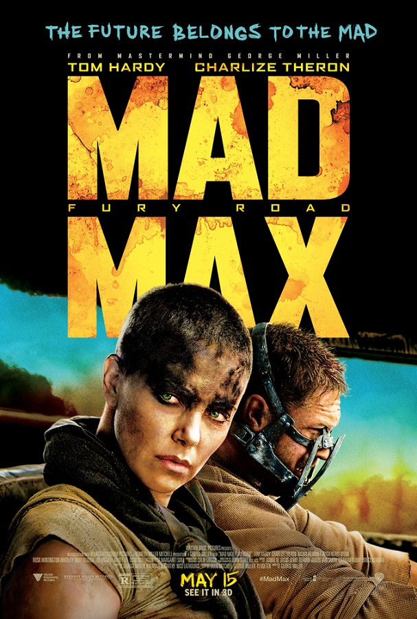 Post-Apocalyptic Movies - Mad Max Fury Road