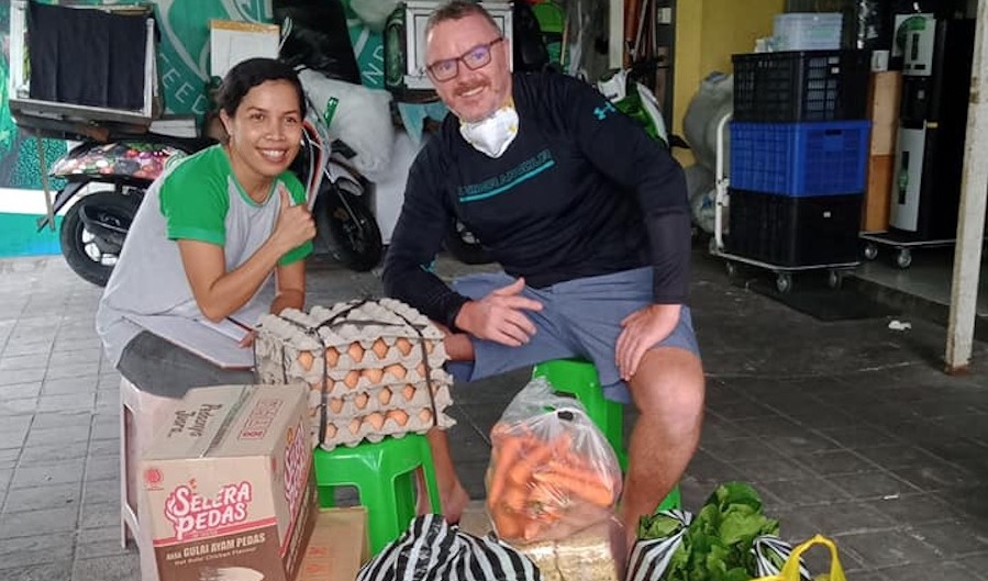 Food Donations That Need Your Help in Bali