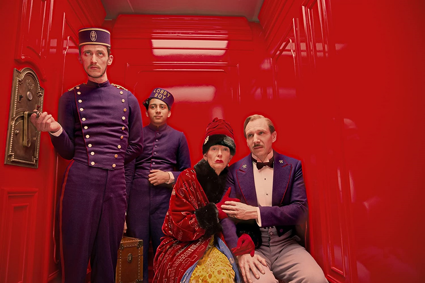 Add Colour to Life at Home: Wes Anderson Masterpieces You Must Watch