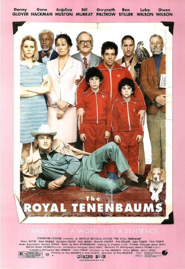 Wes Anderson - The Royal Tenenbaums 2