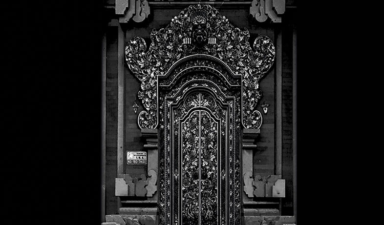 A Bali Myth: Knock-Knock, Who's There?