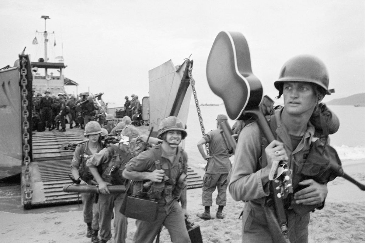 Music & Conflict: Songs That Helped Soldiers Through Hard Times