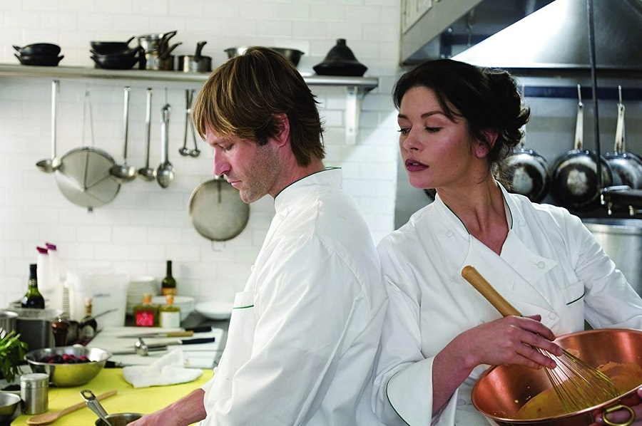 Cooking Movies - No Reservations 2