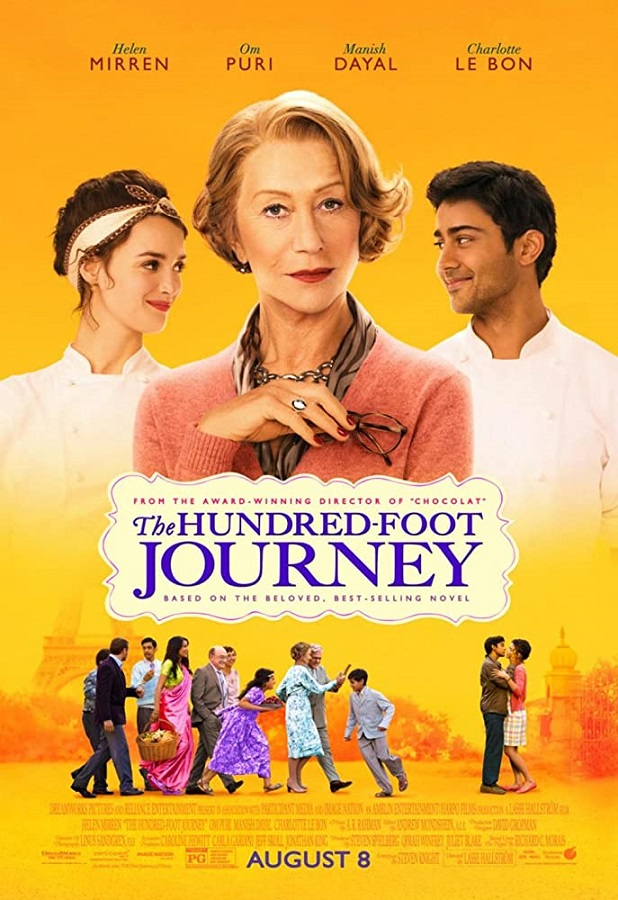 Cooking Movies - The Hundred-Foot Journey