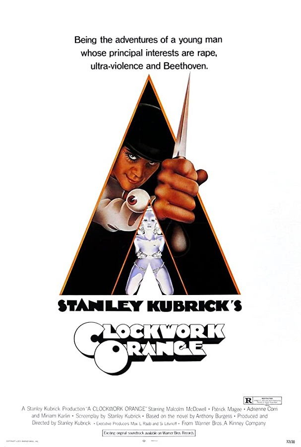 Mind-bending Movies - A Clockwork Orange