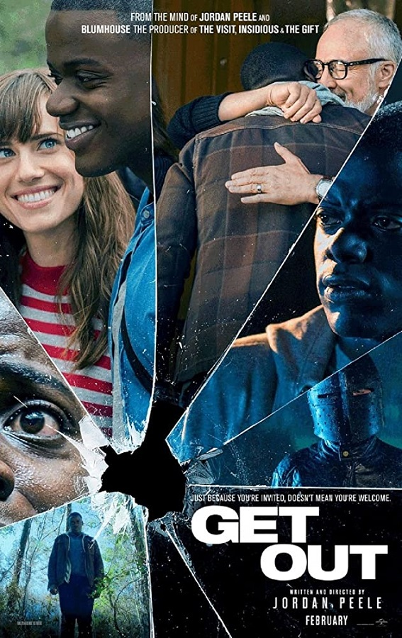 Mind-bending Movies - Get Out