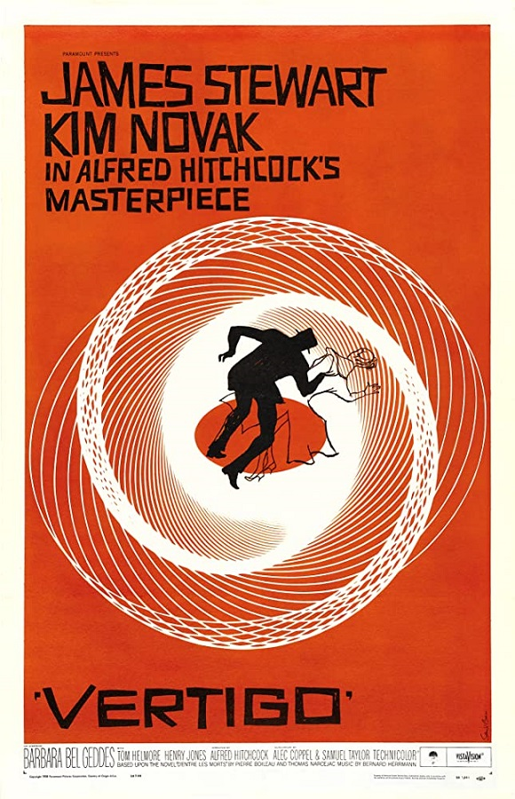 Mind-bending Movies - Vertigo