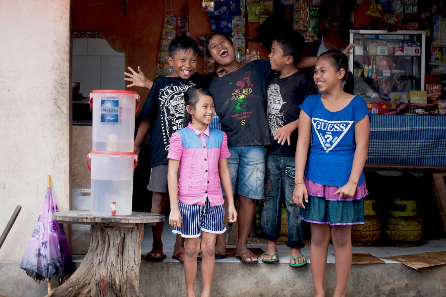 Fundraising: Help to Provide Clean Drinking Water to Bali Families in Need