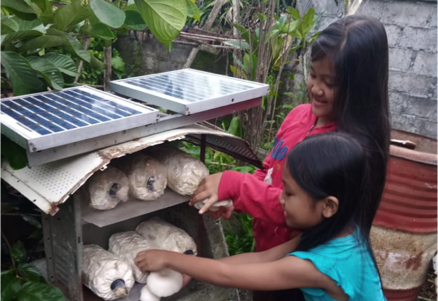 Local Balinese Children Engage in Holistic Learning at Home as Schools Remain in Lockdown