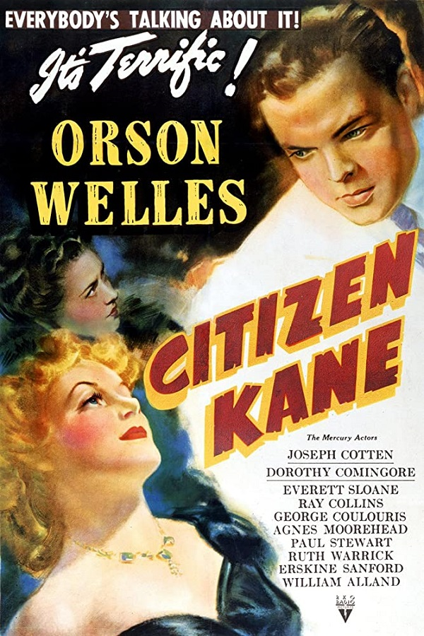 Influential Films - Citizen Kane