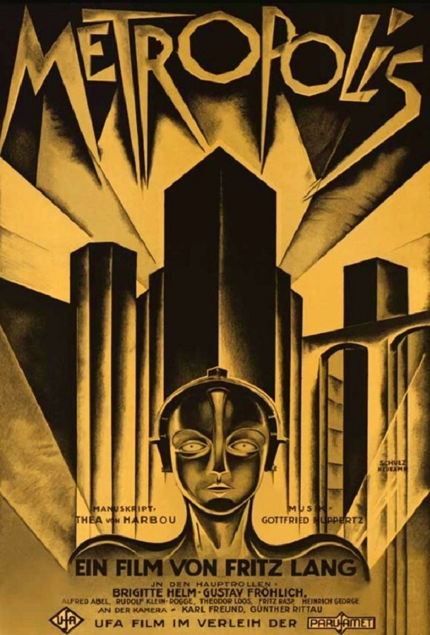 Influential Films - Metropolis