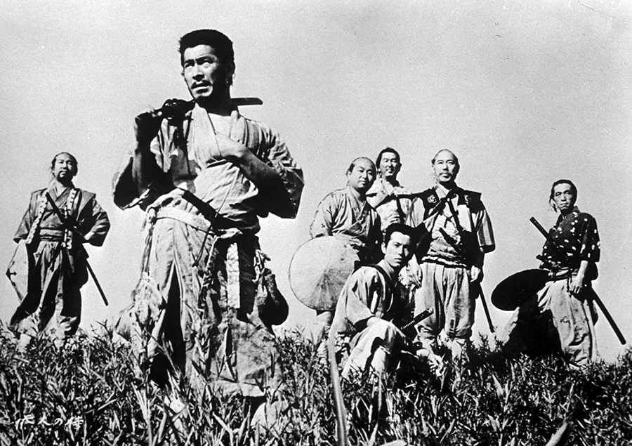 Influential Films - Seven Samurai 2