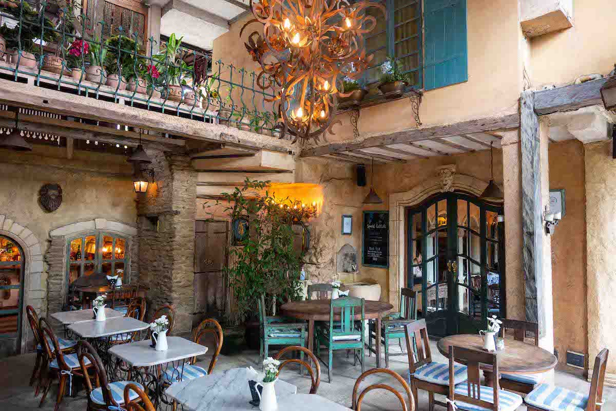 Kebun Bistro : A Taste of Southern France in Downtown Ubud