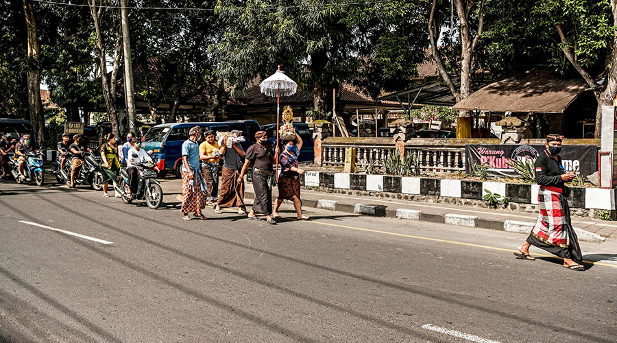 A Look into Bali's 'New Normal'