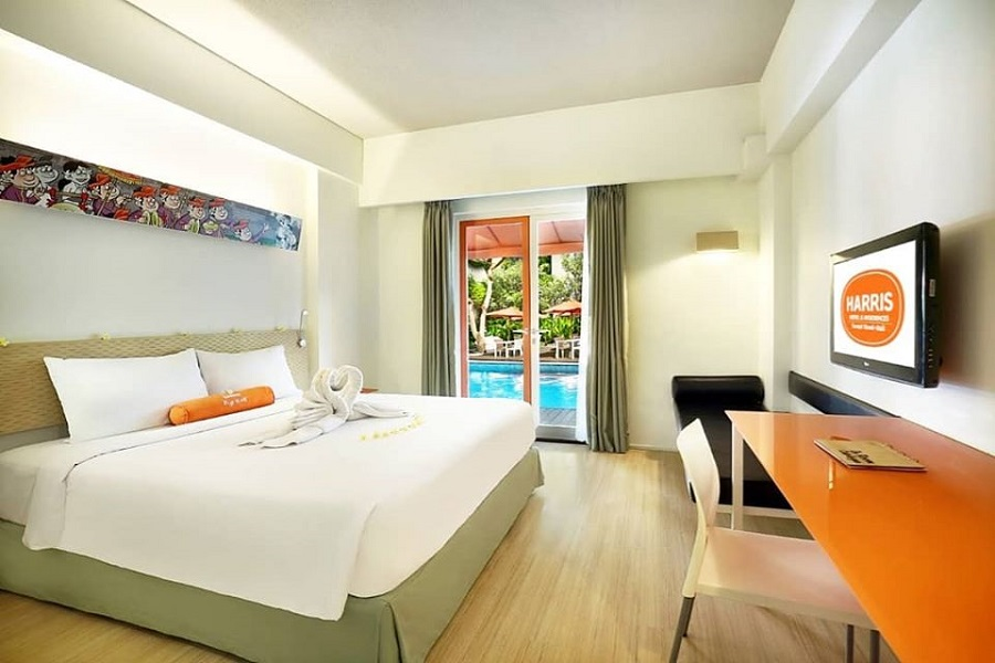TAUZIA Hotels - HARRIS Hotel Sunset Road Bali