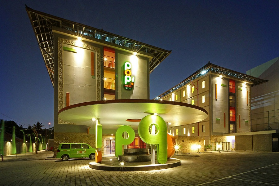 TAUZIA Hotels - POP! Hotel Kuta Beach