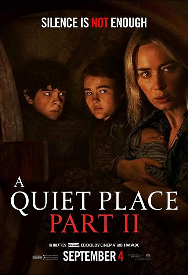 Upcoming Films - A Quiet Place Part II
