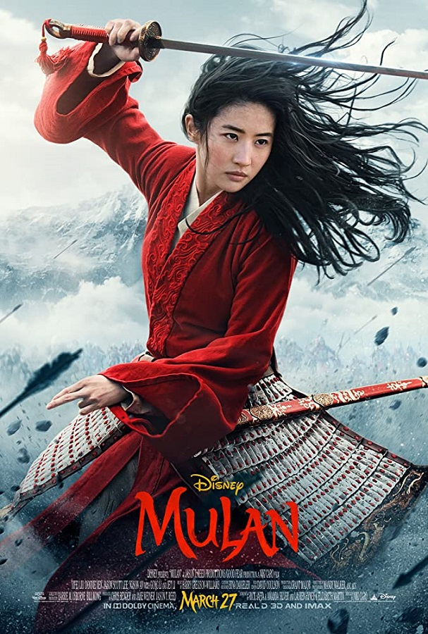 Upcoming Films - Mulan