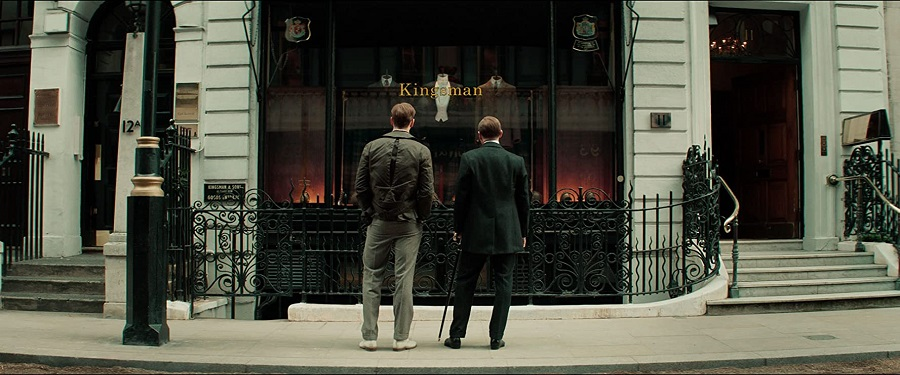 Upcoming Films -The King's Man 2