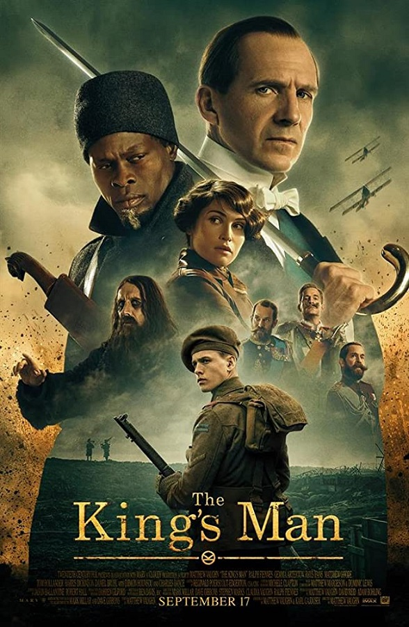 Upcoming Films -The King's Man
