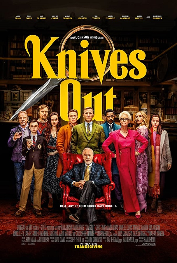 Whodunit Movies - Knives Out