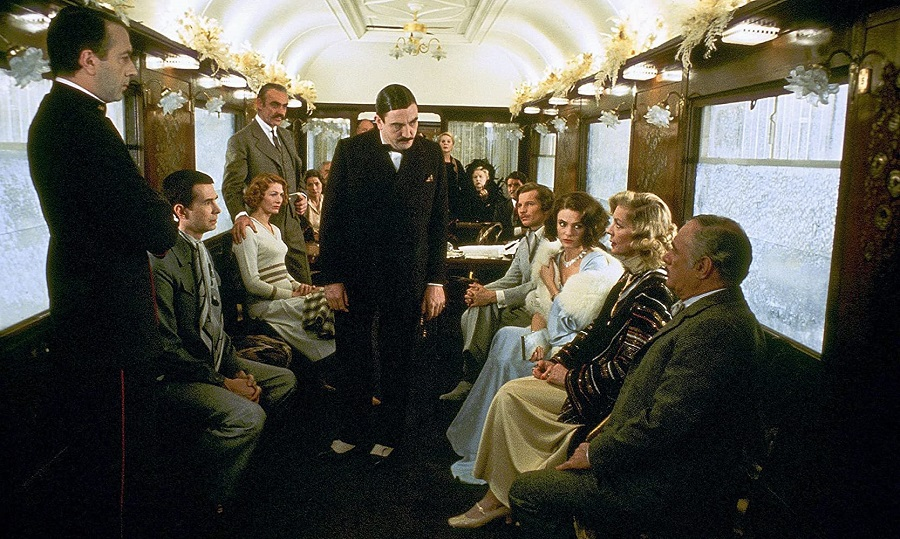 Whodunit Movies - Murder on the Orient Express 2