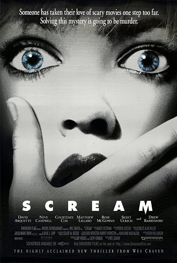 Whodunit Movies - Scream
