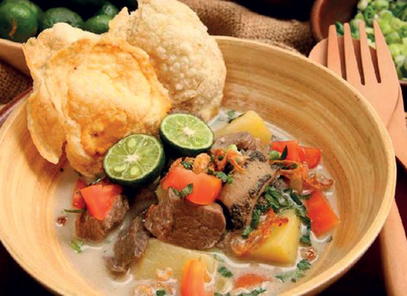 Soto Betawi: A Classic Dish from The Capital