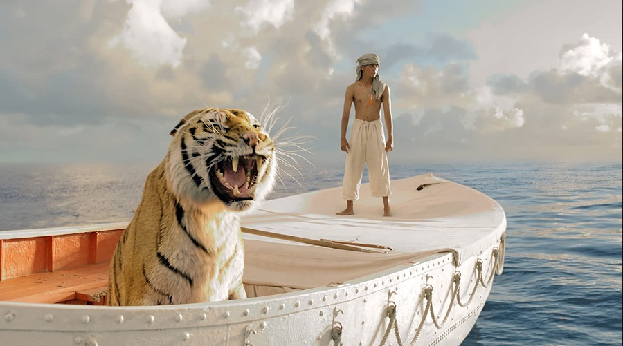 Best Film Adaptations - Life of Pi 2