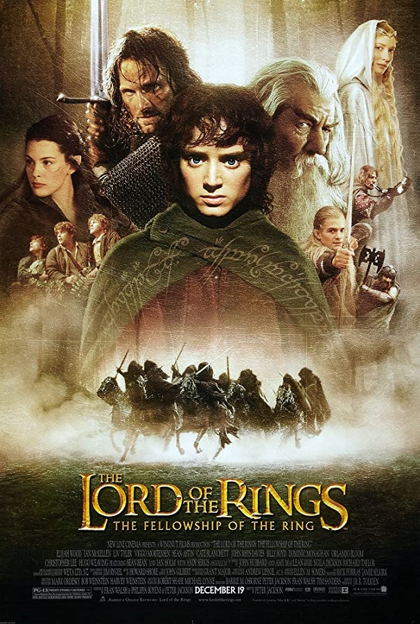Best Film Adaptations - The Lord of the Rings
