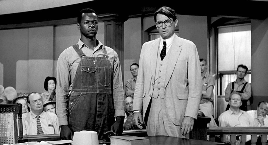Best Film Adaptations - To Kill a Mockingbird 2