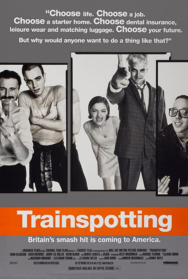Best Film Adaptations - Trainspotting