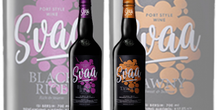 SVAA Port Wine Orang Tua - BLACK RICE Thumbnail