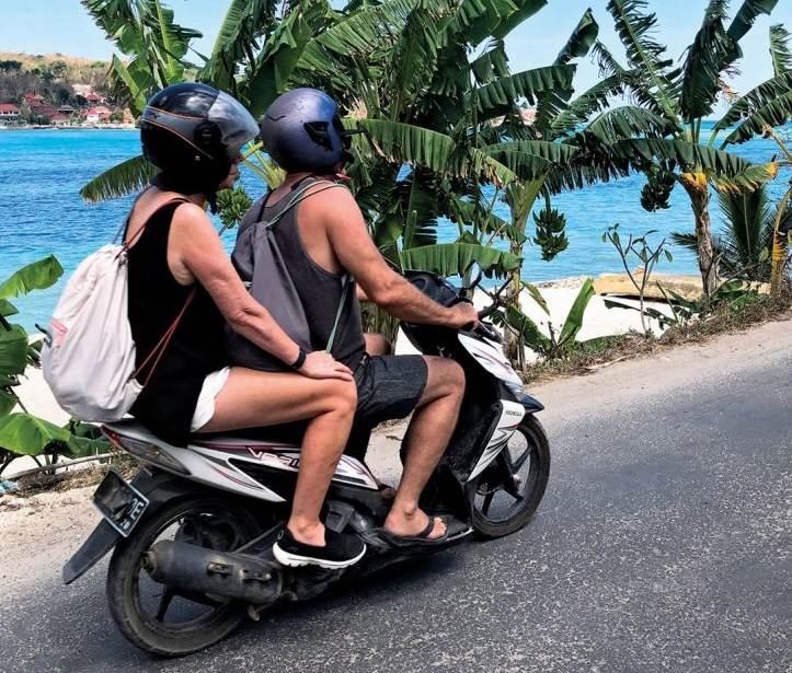 Nusa Penida - Getting Around