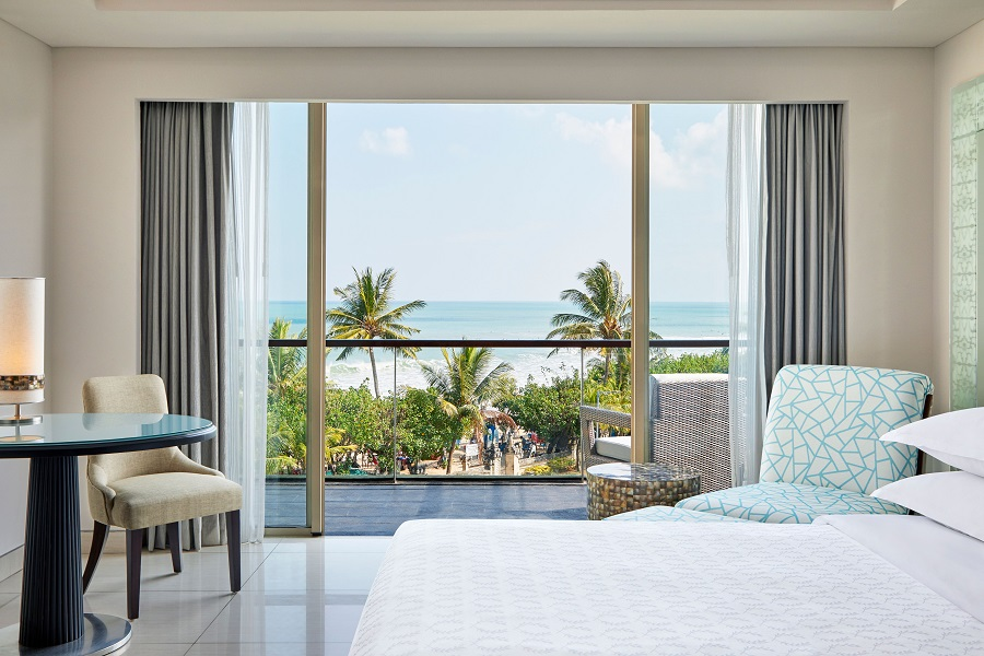 Sheraton Bali Kuta Resort Reopens, Offers Best Holiday Deal