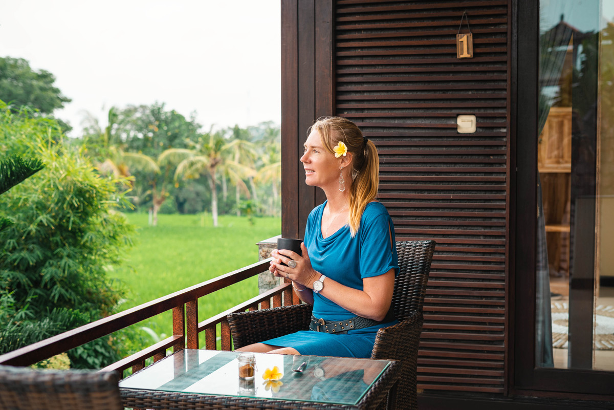 A Boutique Bali-Style Stay in Bisma, Ubud
