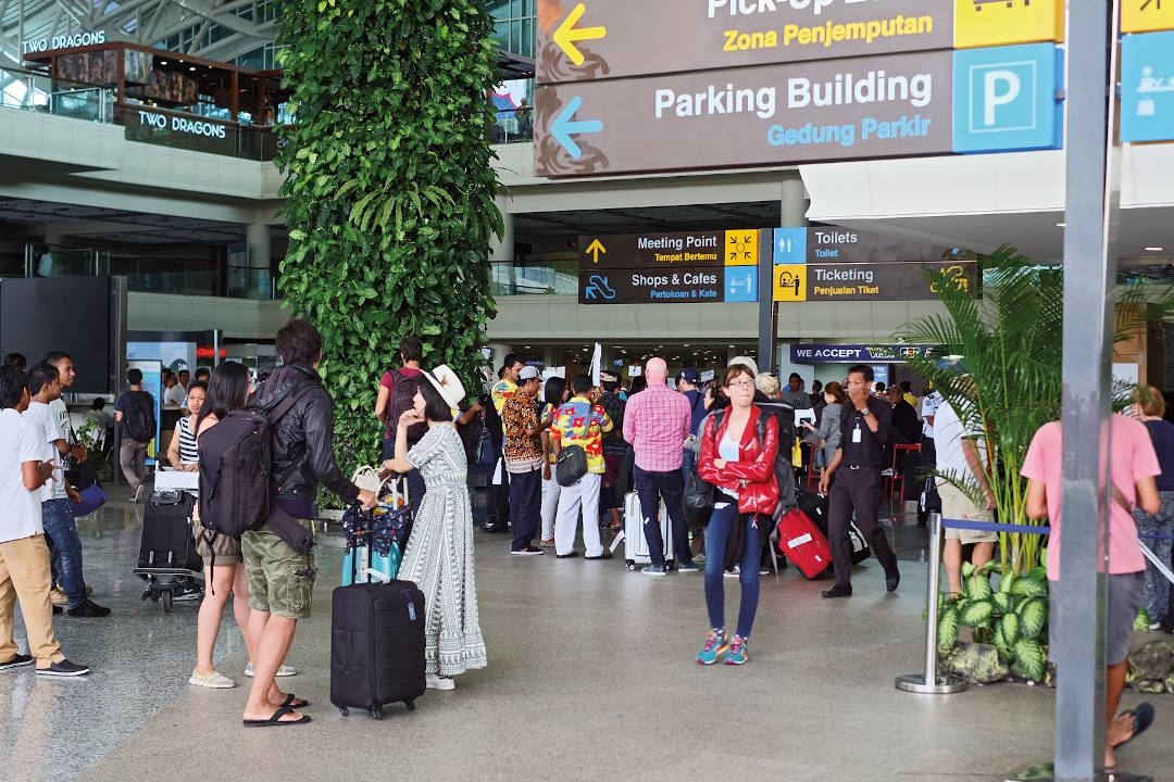 International Visitors Are Entering Indonesia and Bali – But How?