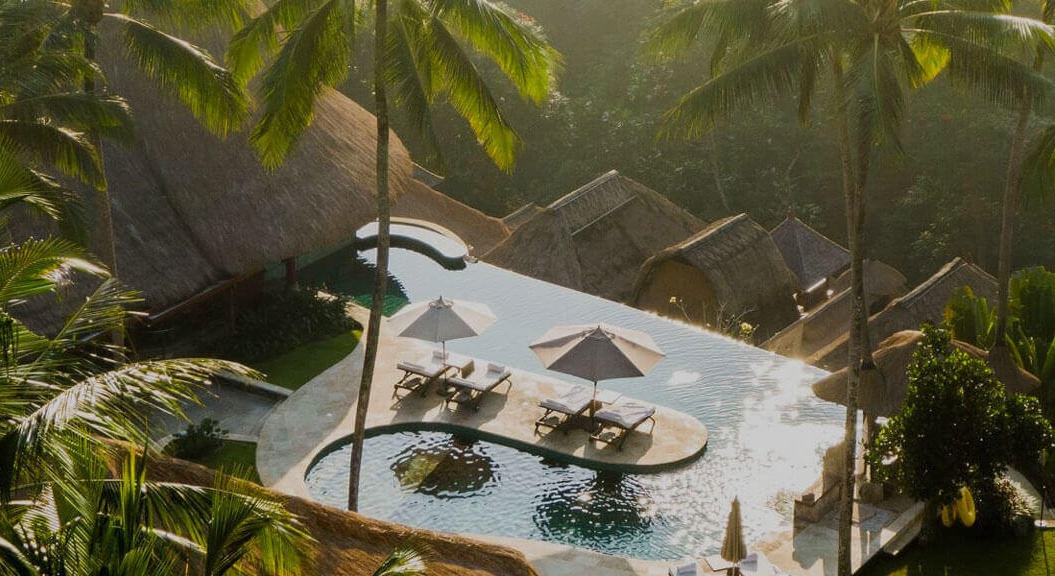 'Pink Gin' : A Tropical Fundraising Pool Party at Cascades Bali