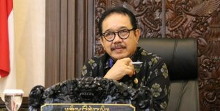 Vice Governor of Bali Cok Ace