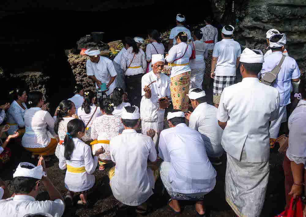 The Evolution of Balinese Religion
