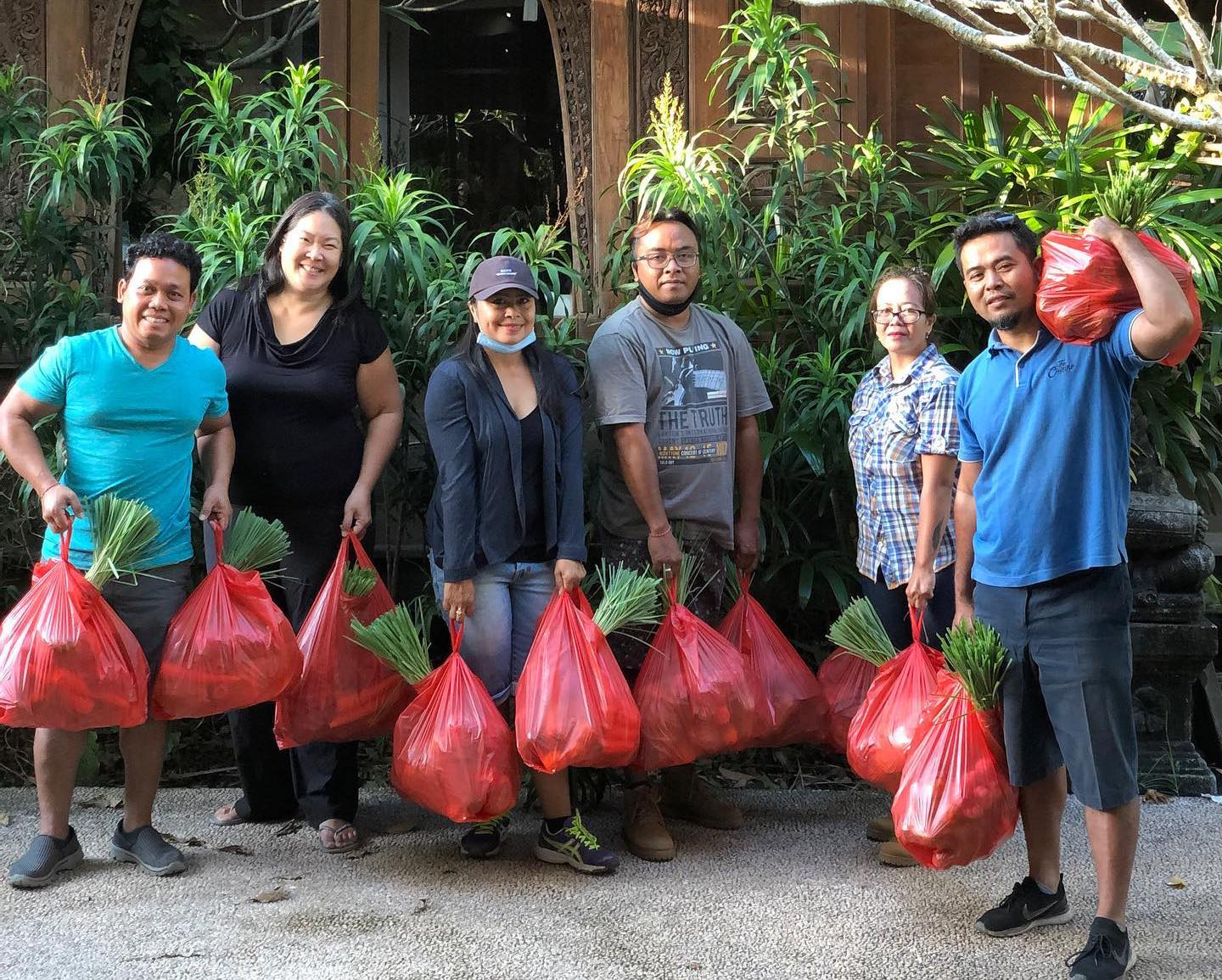 Food Donations That Need Your Support in Bali