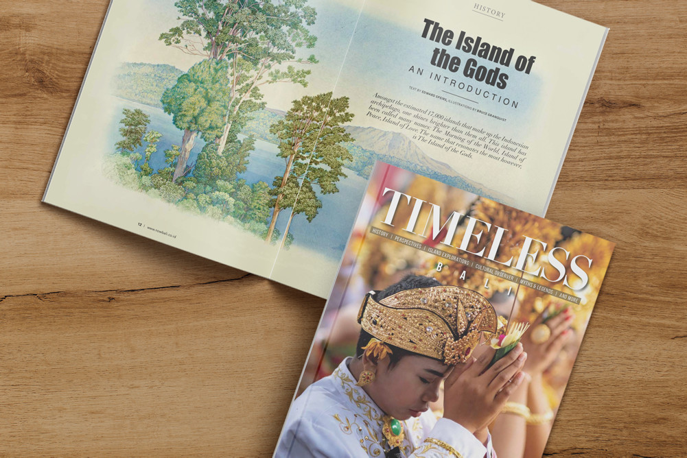 TIMELESS Bali : A Limited Edition NOW! Bali Publication