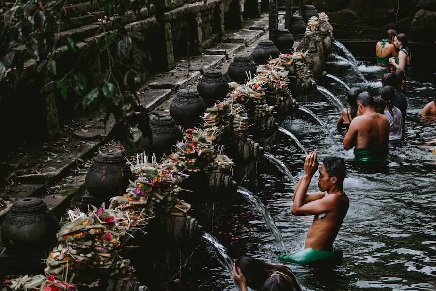 Agama Tirta Religion of Water