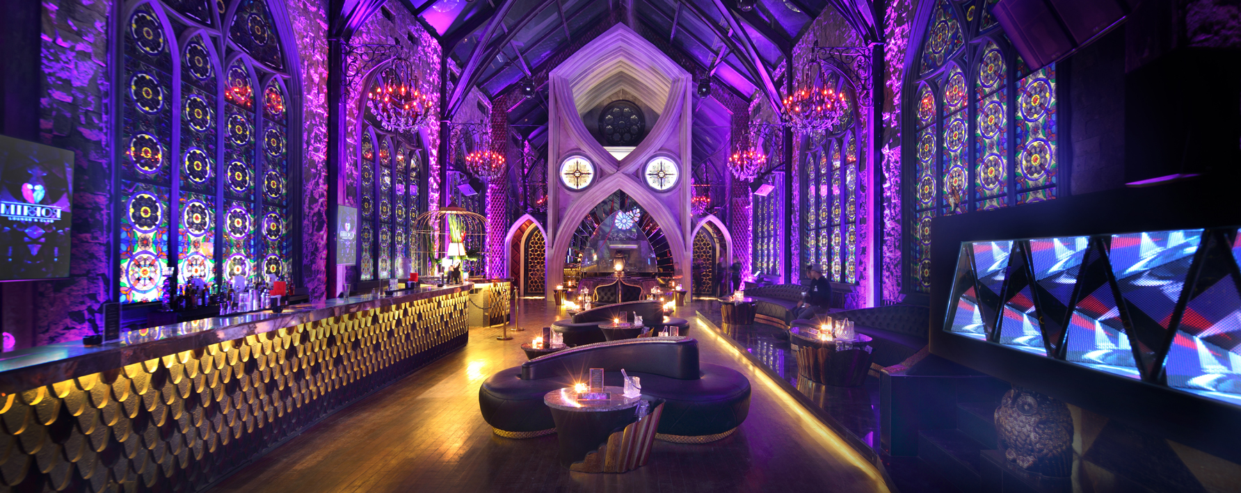 Divine Nights At Mirror Now Bali